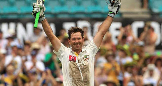 Ricky Ponting: Hailed as one of the greats