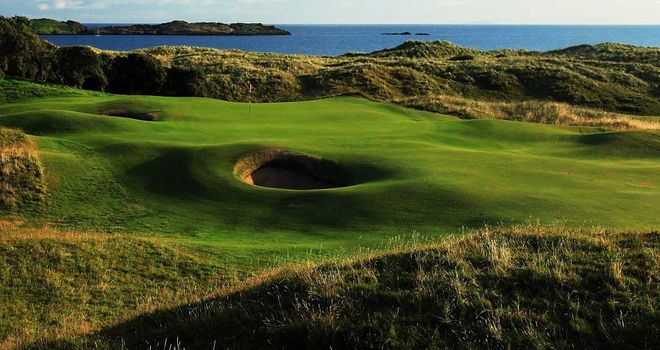 Royal Portrush: Doubts over infrastructure for Open