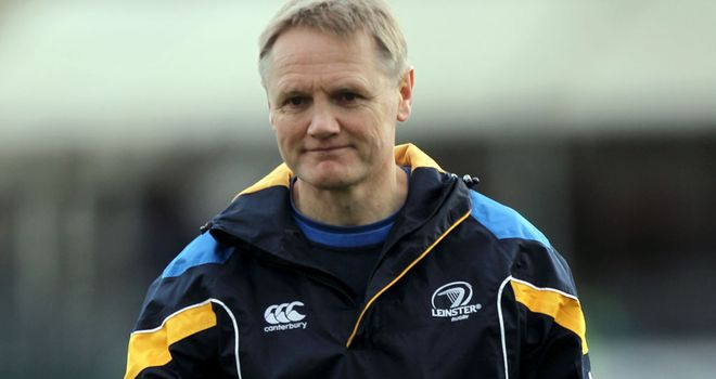 Joe Schmidt: Tough group