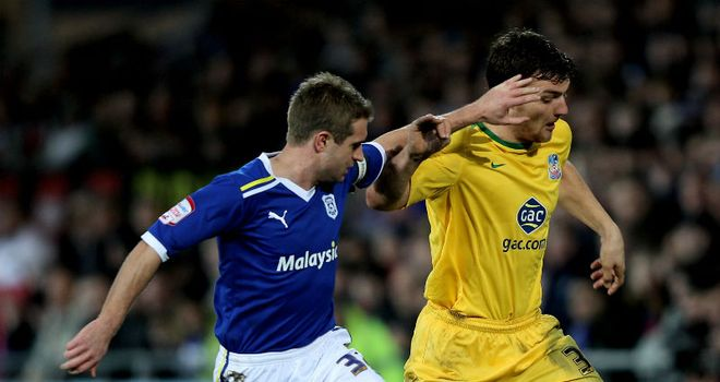 Stephen McPhail: Delighted to have helped Cardiff back to Wembley - this time in the Carling Cup