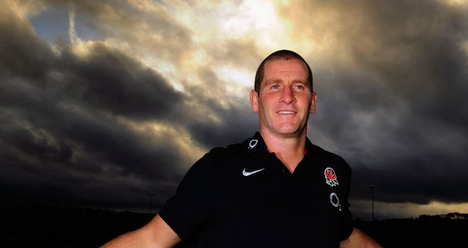 Stuart Lancaster: Delighted to be confirmed as England's new head coach