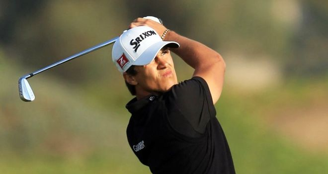 Thorbjorn Olesen: Tops a packed leaderboard