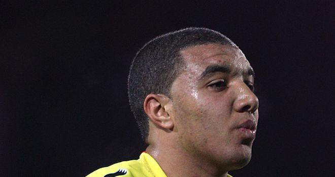 Deeney: Opened the scoring