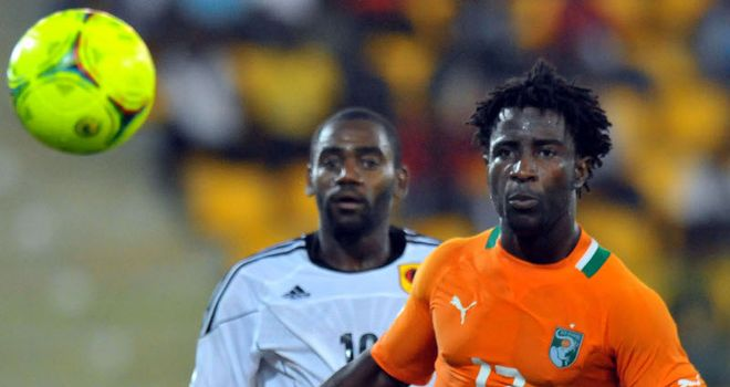 Wilfried Bony: Has committed to Vitesse Arnhem until 2015