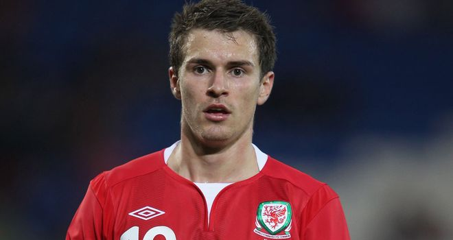 Aaron Ramsey: Hoping Wales can get off to a flying start against Belgium on Friday