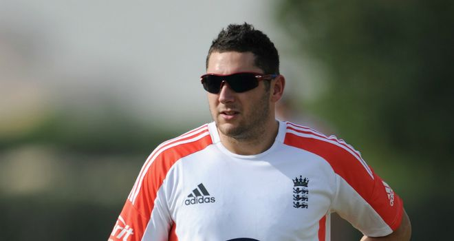 Tim Bresnan: England seamer struggling with swollen elbow