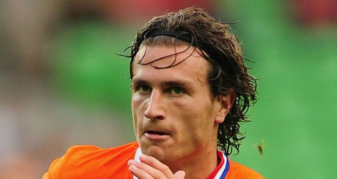 Daryl Janmaat: Moving to Feyenoord