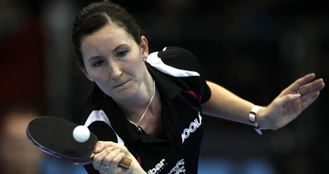 Joanna Parker: The GB player will lead the charge at 2012