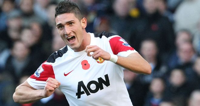Federico Macheda: Keen to make his mark at Old Trafford this season