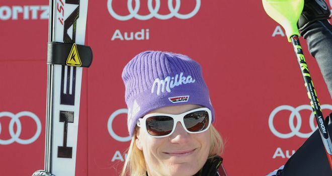 Hoefl-Riesch: Denied Vonn a 50th career win