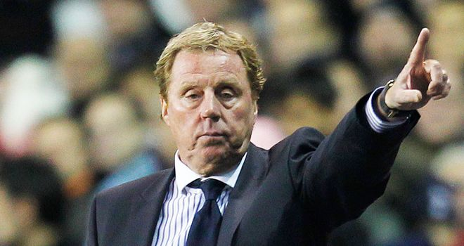 Harry Redknapp: Agreed a permanent deal for Yago Falque and loaned him out to Southampton