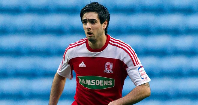 Rhys Williams: Has committed his long-term future to Middlesbrough
