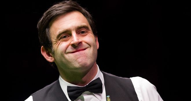 Ronnie O'Sullivan: Clinging on to top 16 spot