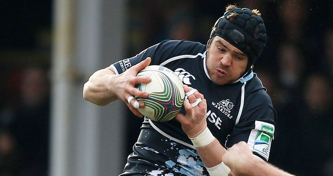 Tom Ryder: New deal with Glasgow