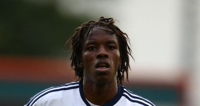 Romaine Sawyers: Baggies set to let him go out on loan