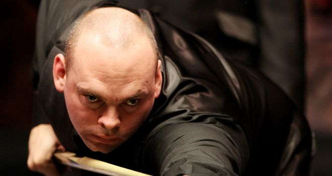 Stuart Bingham: Held his nerve to secure a 5-4 semi-final success over John Higgins