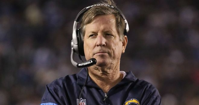 Norv Turner: Under pressure in San Diego