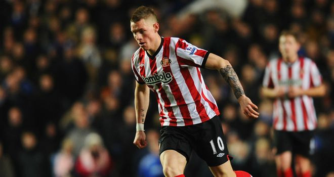 Connor Wickham: The Sunderland striker has found his first-team chances limited since his £8m move from Ipswich