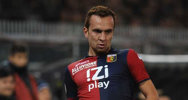 Ze Eduardo: Trial offer from Milan for Genoa striker