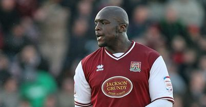 Akinfenwa: On target for Cobblers