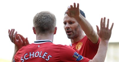 Scholes & Giggs: Better days now well behind them