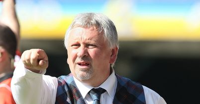 Sturrock: Not keen to chop and change