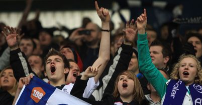 Bolton fans: Trotters blogger Gareth proposes a new chant