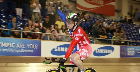 Jody Cundy: Fully focused on the Paralympic Games