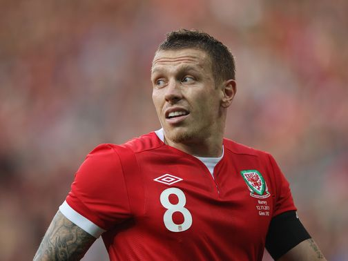Craig Bellamy: Back in the Wales squad