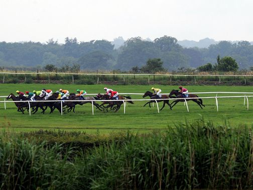 Catterick: Racing goes ahead