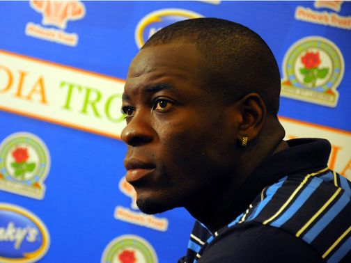 Christopher Samba: Unhappy with Zenit fans