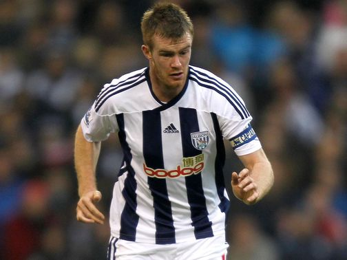 Chris Brunt: Took decision to remove tonsils
