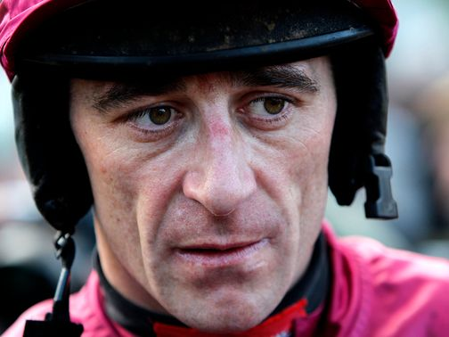 Davy Russell: Takes over aboard nap selection Whiskey And Red