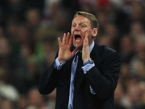 Stuart Pearce: Calm over future