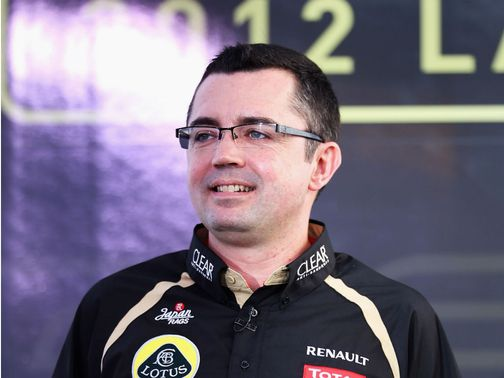 Eric Boullier: Timely shot in the arm