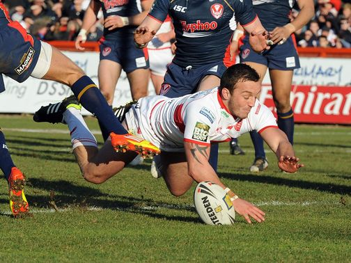 Josh Hodgson: Staying at Hull KR