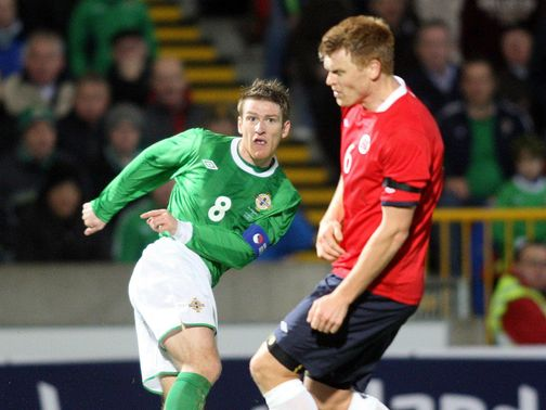Steven Davis: Hoping to &#39;kickstart the campaign&#39;