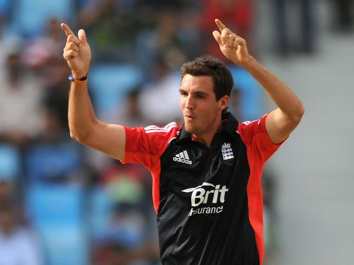 Steven Finn: Three more wickets