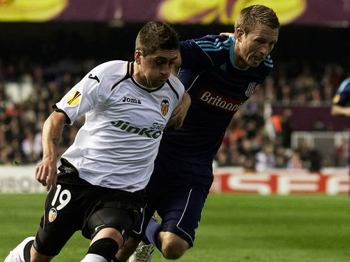 Pablo Hernandez: Now a Swansea player