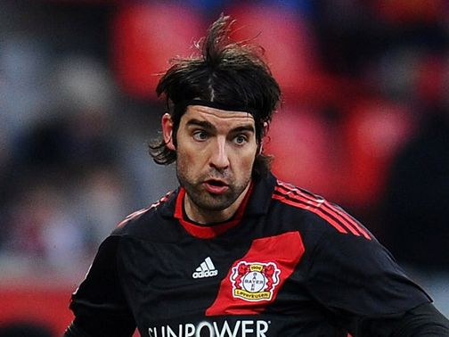 Vedran Corluka: Leaves for Bayer Leverkusen