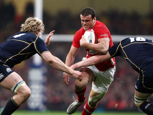 Jamie Roberts: Linked with move to France