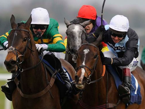 Shutthefrontdoor: Booked potential trip to Cheltenham Festival
