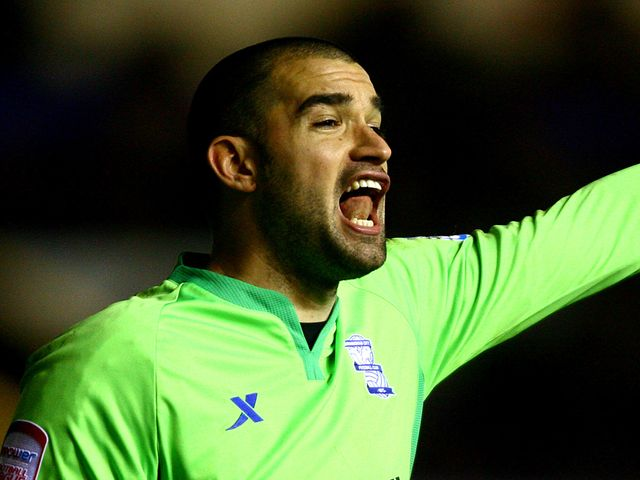 Boaz Myhill