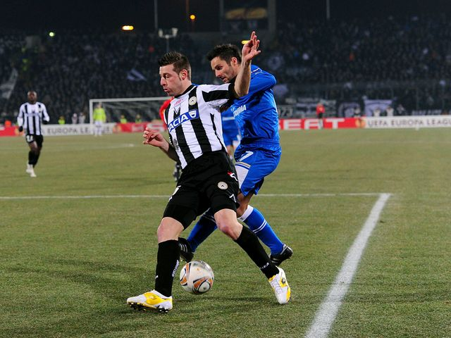 Giovanni Pasquale: Injury doubt for Udinese