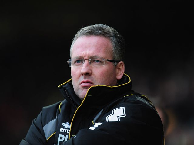 Lambert: Top of Villa's wanted list