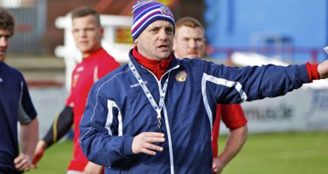 Richard Agar: Sees a bright future for the Wakefield Wildcats