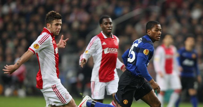 Antonio Valencia: Facing a month out after picking up a hamstring problem in the win over Ajax
