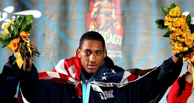 Andrade: former Olympian is set for stardom, says Wayne