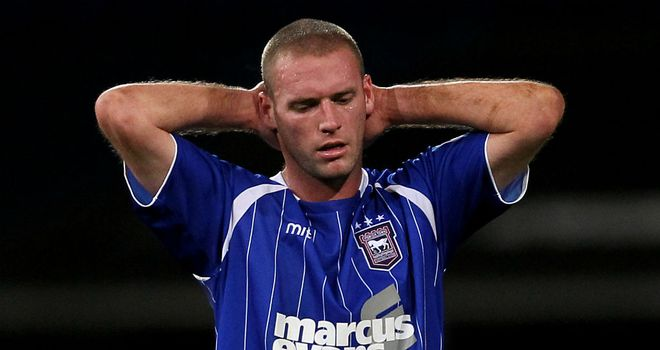 Andy Drury: Back in favour at Ipswich and enjoying his football again