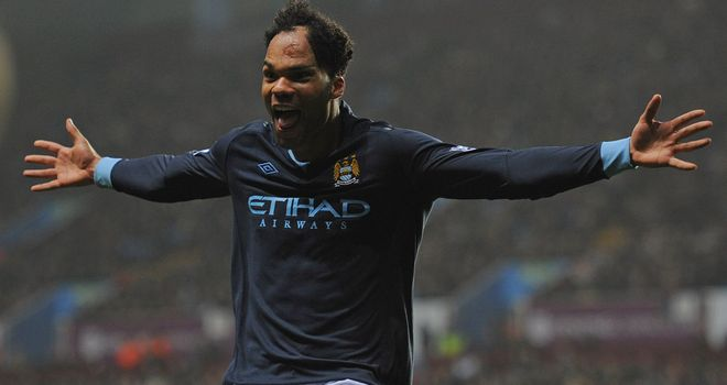 Joleon Lescott: Has missed City's last five matches due to a groin injury